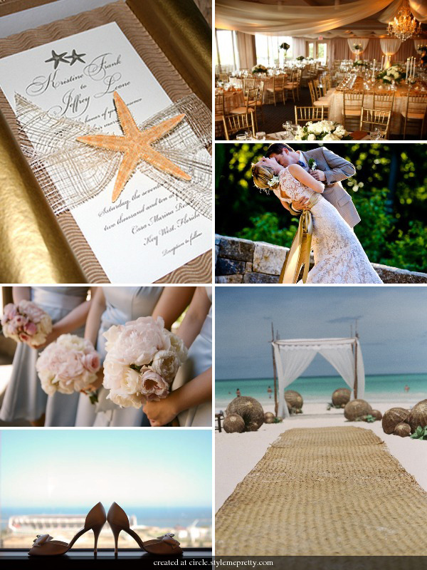 Beach Wedding Decoration Ideas Diy : Inexpensive invitation ideas save money on wedding invitations