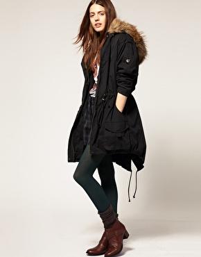 Женские Куртки Парки