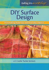 DIY Surface Design with Leslie Tucker Jenison