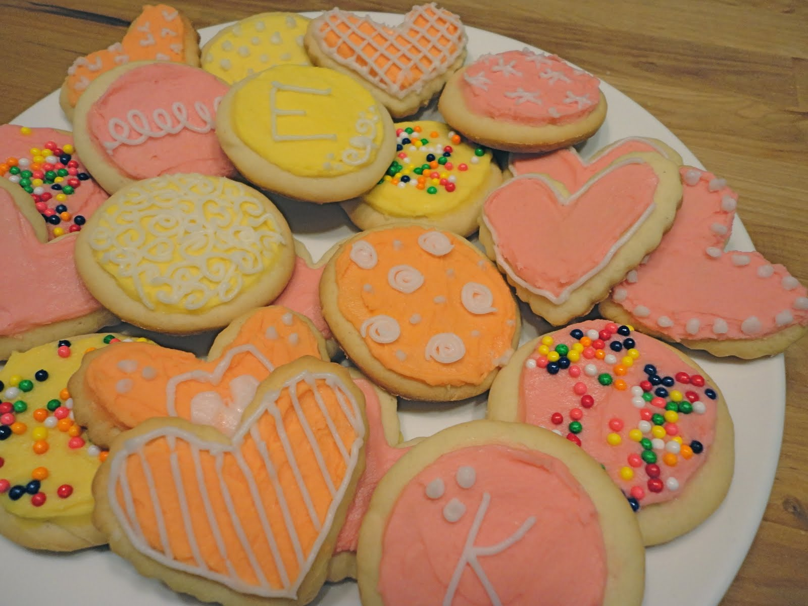 Decorator frosting recipe for sugar cookies