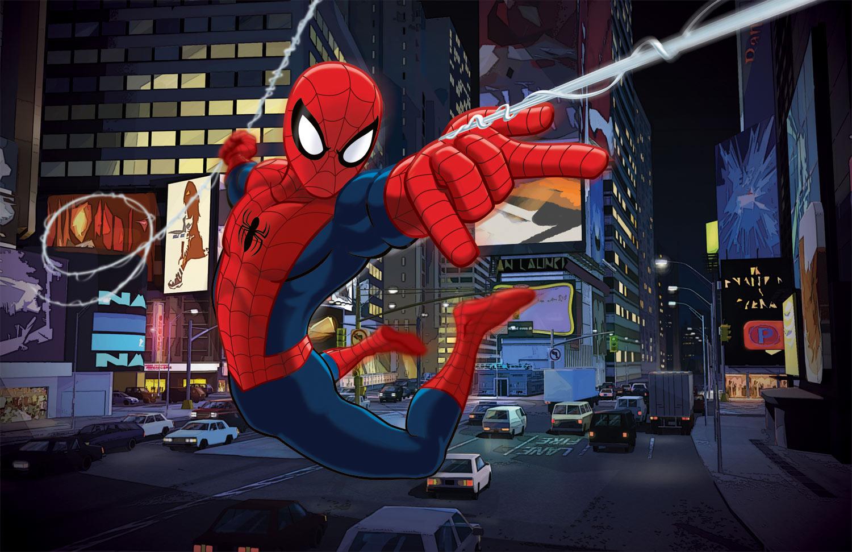 videos spider man: