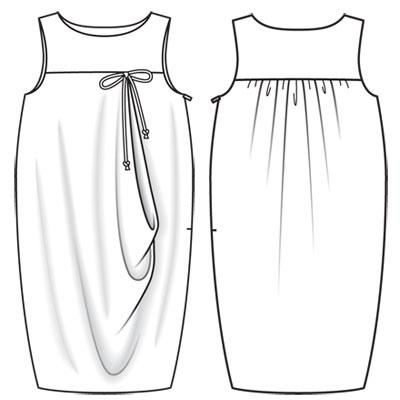 patrons robe burda