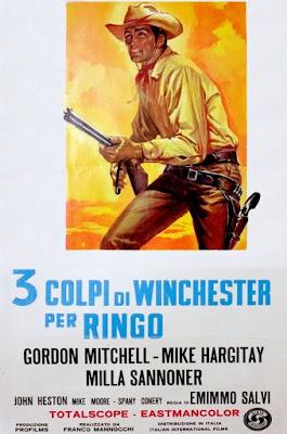 3 colpi di winchester per Ringo