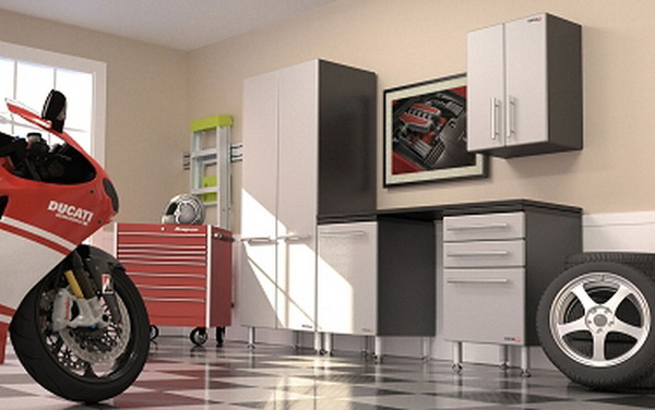 garage interior design ideas to consider