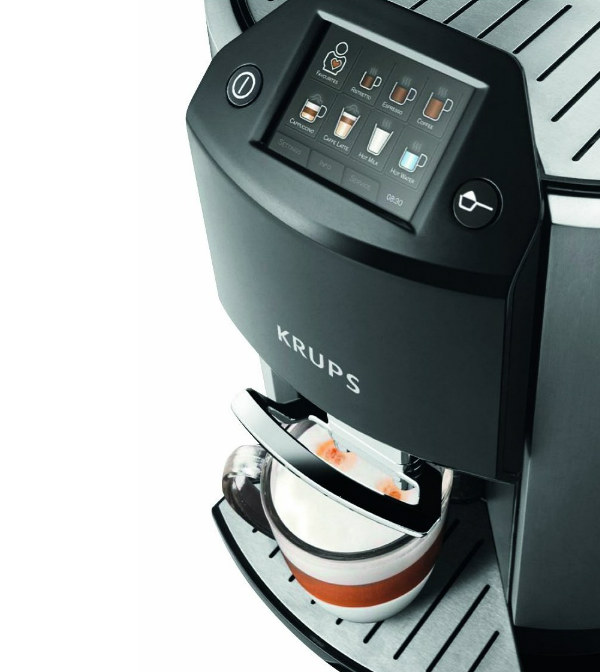 krups ea9000 automatic espresso machine spicytec. Black Bedroom Furniture Sets. Home Design Ideas