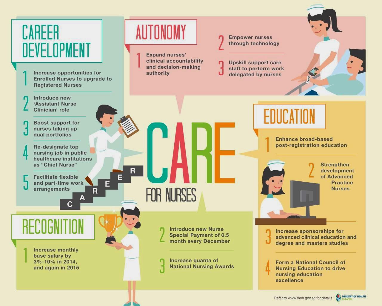 essay on a career in nursing