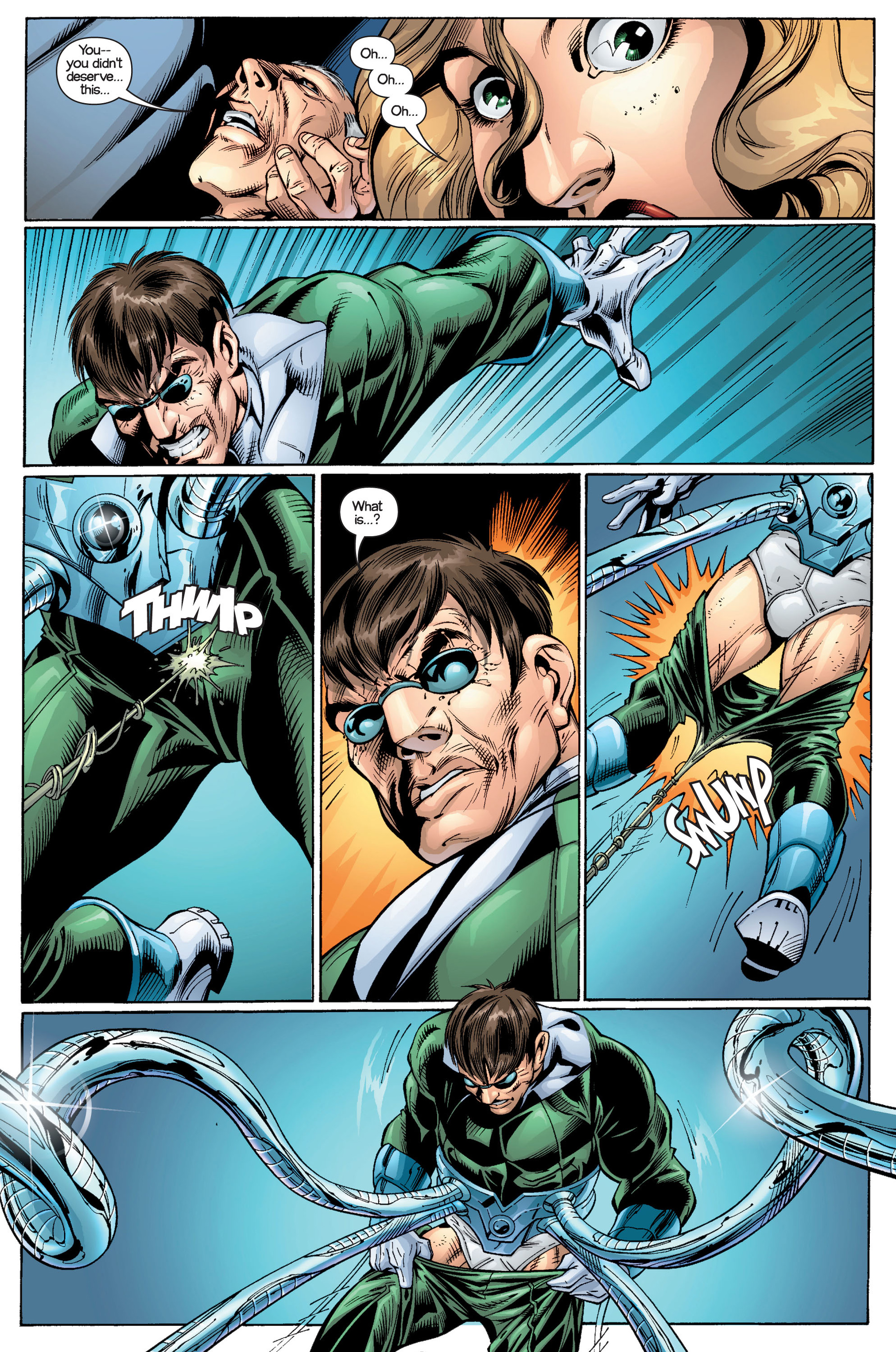 Ultimate Spider-Man (2000) Issue #20 #24 - English 14