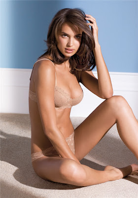 Irina Shayk - young hot model