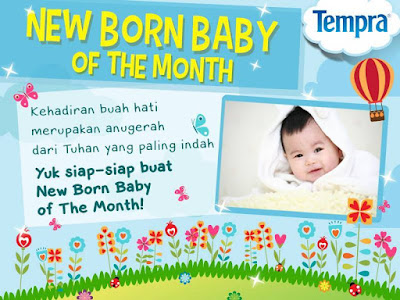 "Info Kontes - Kontes Foto ""New Baby Born of The Month"""