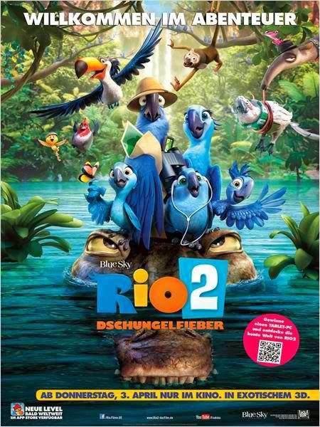 Rio 2 dschungelfieber film online anschauen rio 2 dschungelfieber