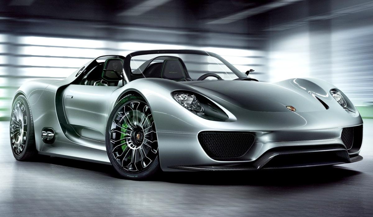 Porsche 918 Spyder. Majalah Otomotif Online