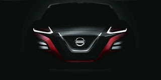 Concept Crossover Nissan Gripz, Inspired Car Rally