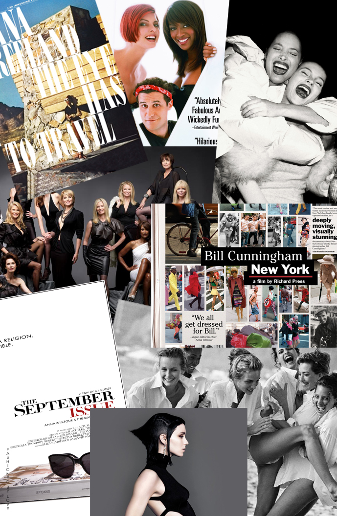 Best fashion documentaries of all times / via fashionedbylove.co.uk british fashion blog