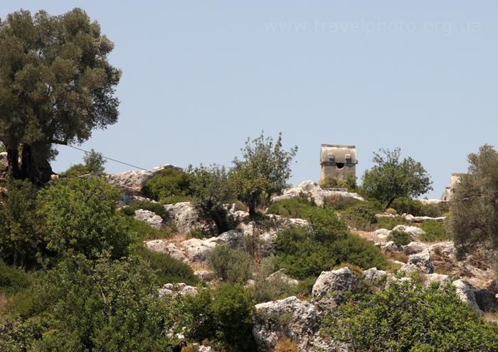 Ликийский саркофаг