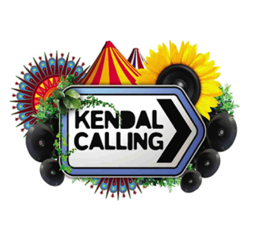 Kendal Calling Grandmaster Flash special guest