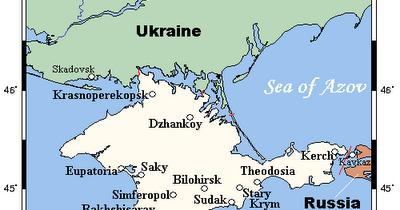 """Crimeia e a """"Ilha-Mundo"""""""