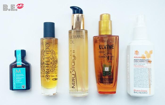 El curso de la aplicación del aceite de bardana para los cabellos