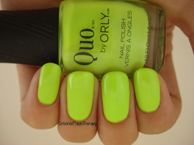 Quo by Orly - Adrenaline