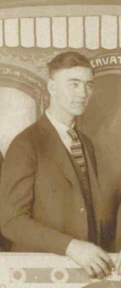 Remembering Frank Miller (1905-1926)