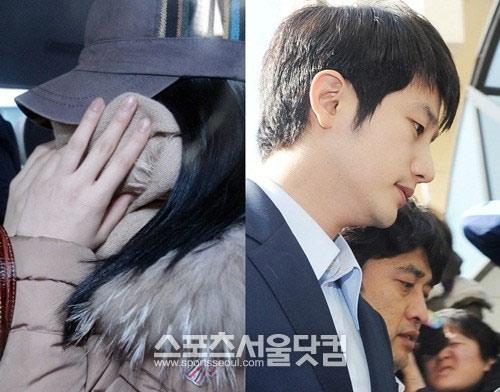 Park Shi Hoo ''đút'' gần 2 tỷ đồng để A rút đơn kiện?