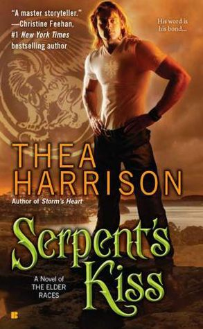 Thea Harrison Serpent's Kiss