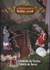 Guía recuerdo del Belén 2008
