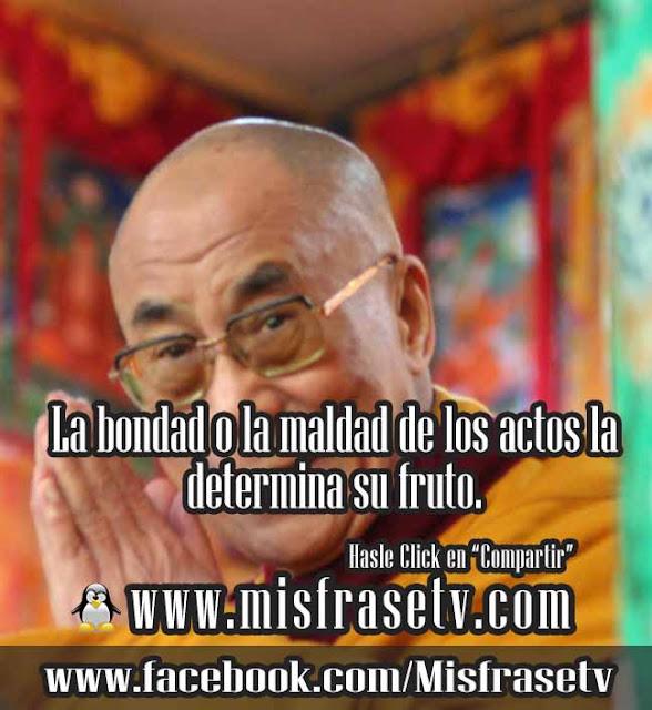Frases de Eruditos, Frases Sabias, Frases Sabias de Dalai Lama,