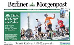Portada del Periodico de Berlin