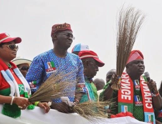 Governor Fashola On Nigeria's Missing $20 Million
