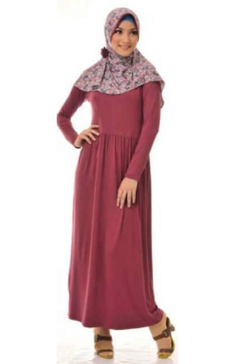 Desain Model Baju Muslim Elztta Untuk Lebaran