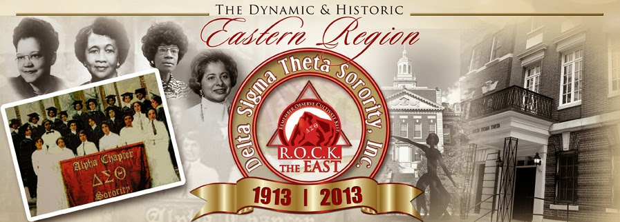 The FICKLIN MEDIA GROUP,LLC: Eastern Regional Conference of Delta Sigma Theta Sorority, Inc.