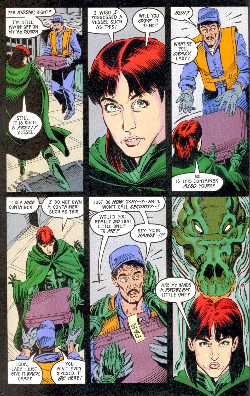 Deathstroke (1991) Annual 2 #2 - English 3