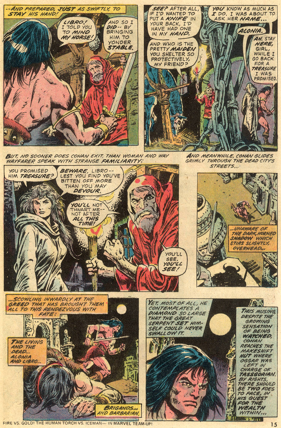 Conan the Barbarian (1970) Issue #40 #52 - English 10