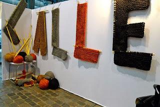 Вязаные изделия из исландской шерсти