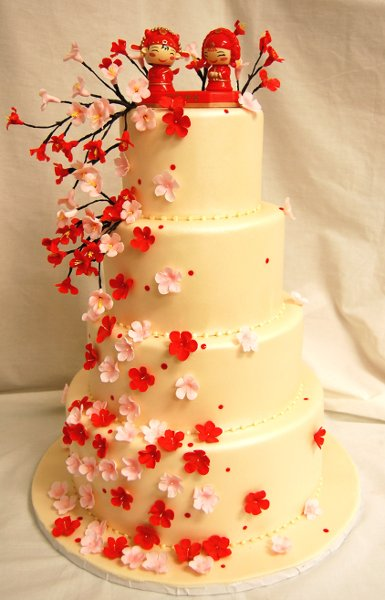 Wedding Cakes Pictures Cool Wedding Cakes