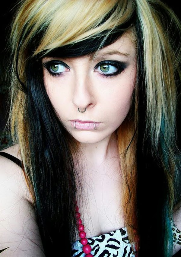 Hairstyles Emo : Emo Hairstyles For Girls - Hairstyles Tips