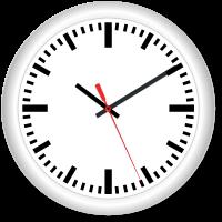 Best benchmark clock image