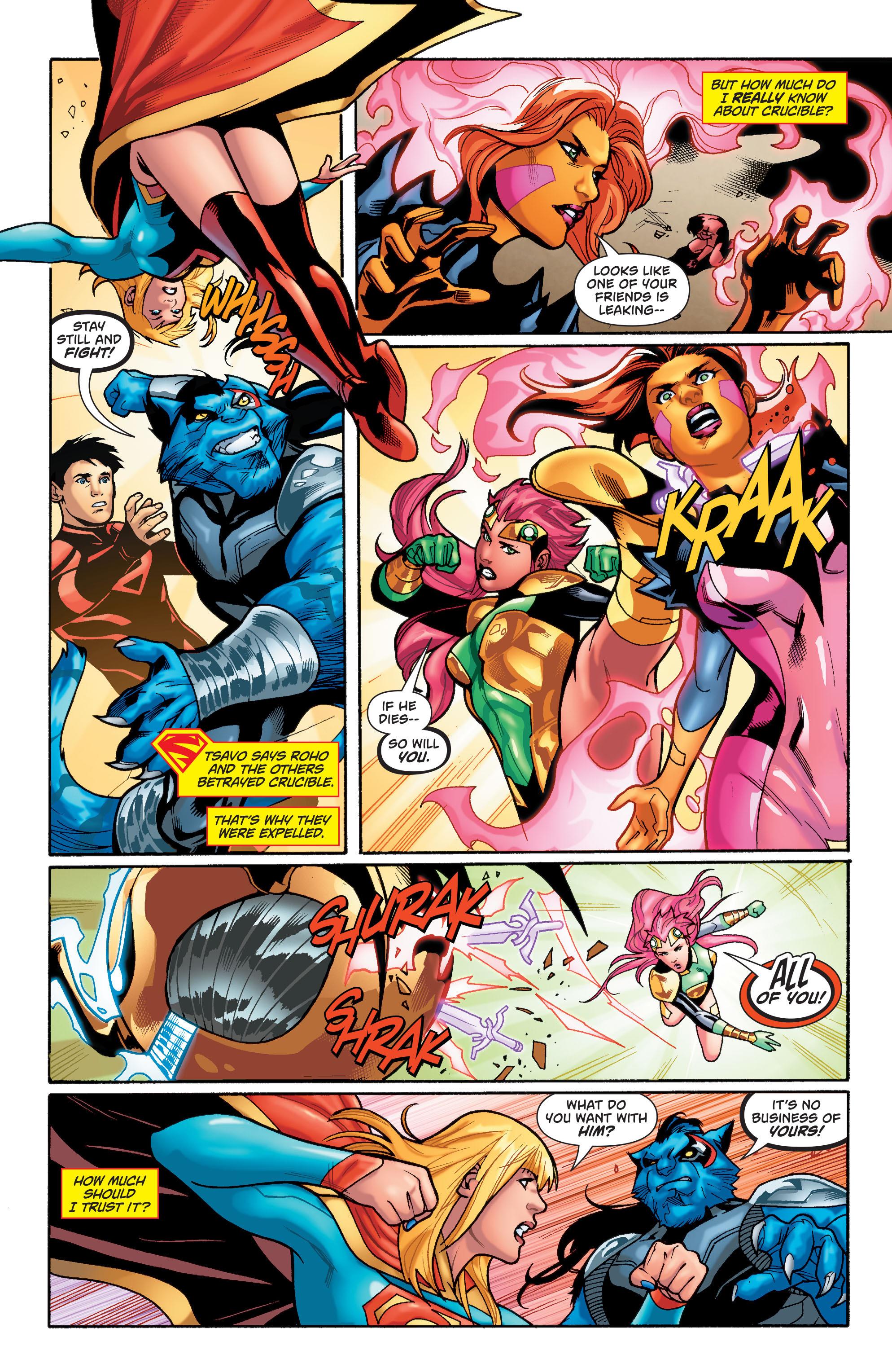 Supergirl (2011) Issue #38 #40 - English 17