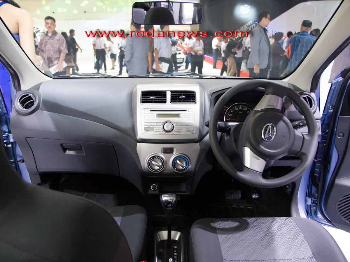 Mobil Murah Daihatsu Ayla