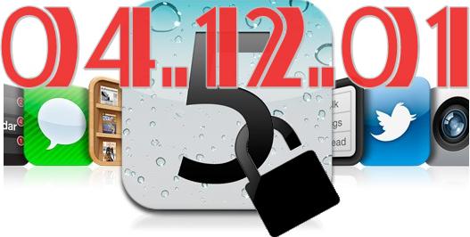 Unlock baseband 4.12.01 iOS 5.1.1
