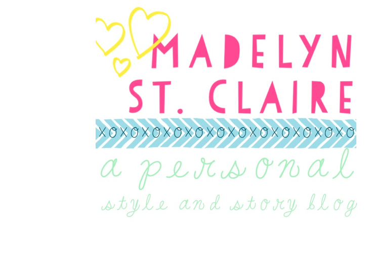 Madelyn St. Claire