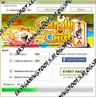 how do you use the lollypop hammer in candy crush apps directories