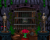 Juegos de Escape Princess Turned Serpent Escape