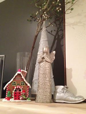 Using Paint to Make Holiday Decorations Come Together   ZenShmen   zenshmen.blogspot.ca