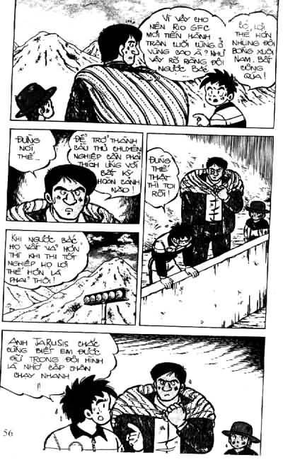 Jindodinho - Đường Dẫn Đến Khung Thành III Tập 26 page 56 Congtruyen24h