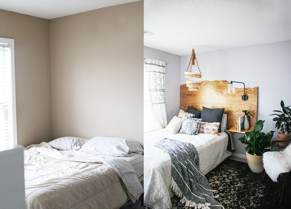 Antes y despu s en la decoraci n de estos 10 dormitorios - Blog decoracion dormitorios ...