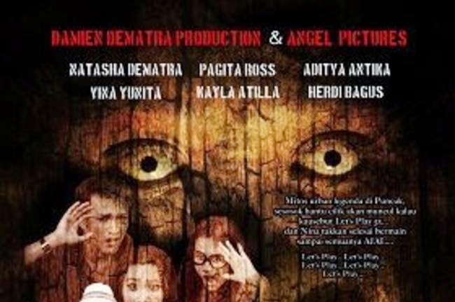 info review Sinopsis Film Let's Play Ghost 2014 Bioskop