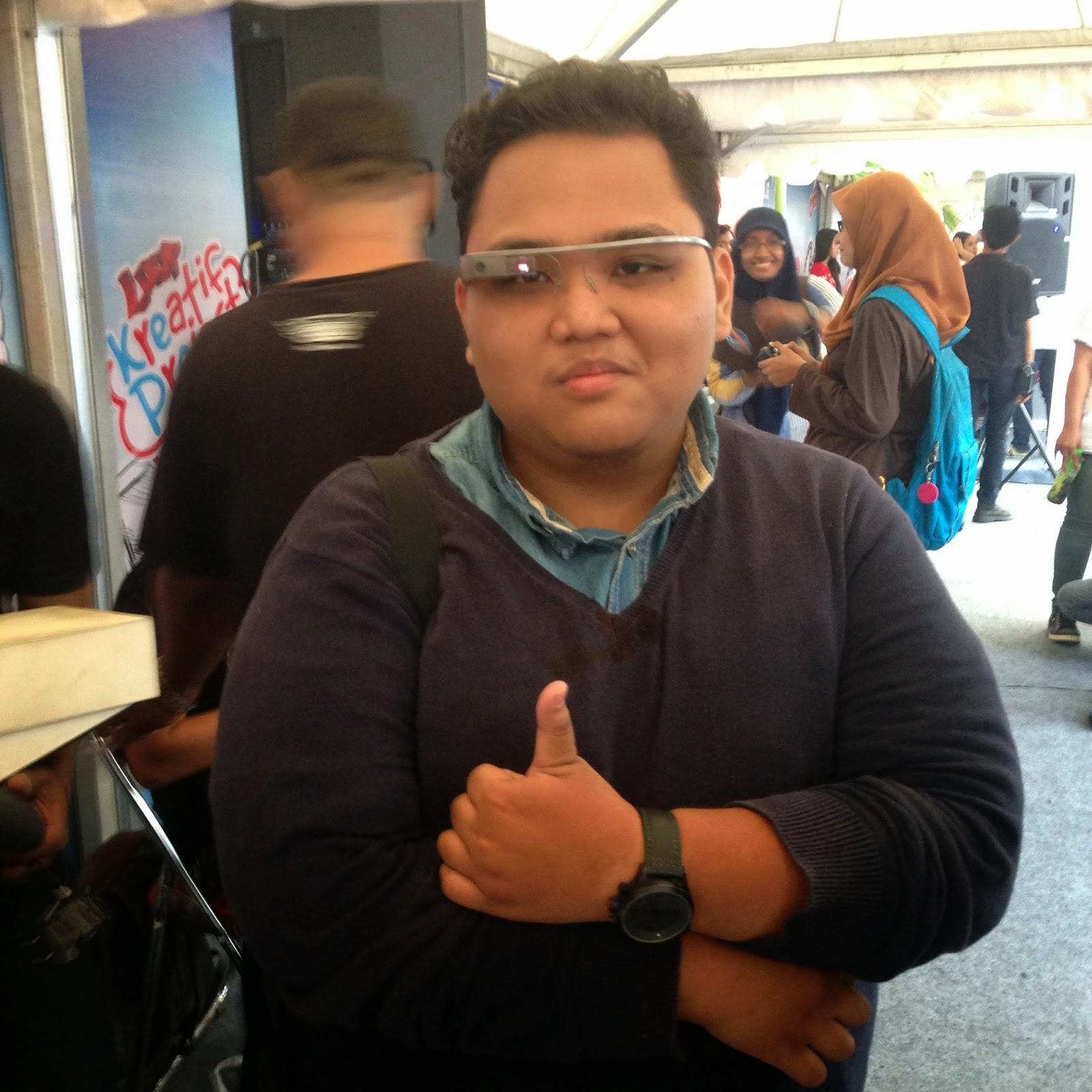 google glass adygila