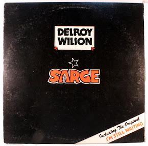 DELROY WILSON LP(COM MELO DE TERREIRO SANTA LUZIA)