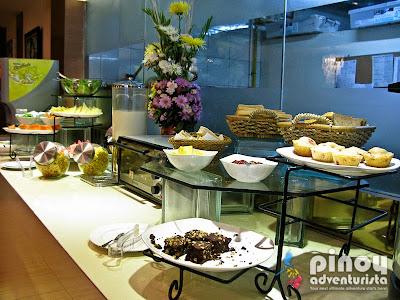 Where to eat in Baguio Tradisyon Restaurant Azalea Residences